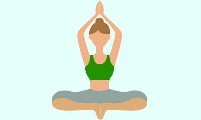 Йога. Стретчинг. Растяжка. Yoga. Stretching.