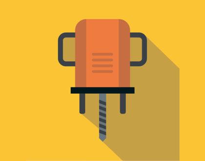 Ремонт электроинструмента искрят щётки